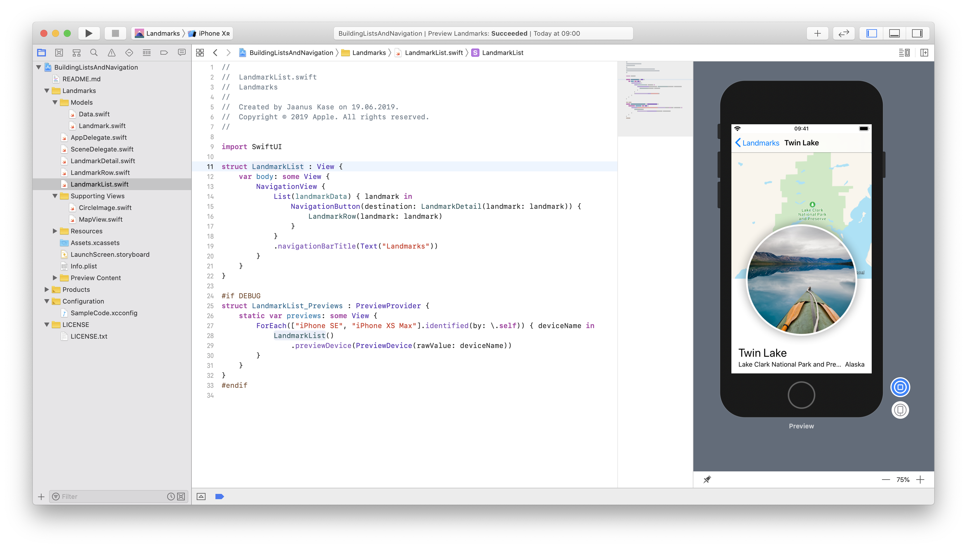 First thoughts on SwiftUI – Jaanus